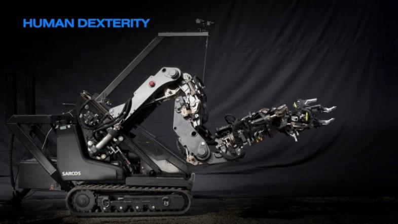 Guardian GT: An industrial dual-armed robot