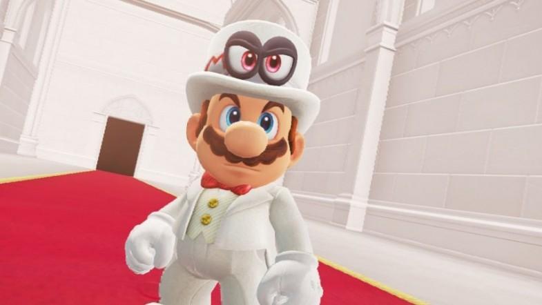 Super Mario Odyssey gameplay trailer   Nintendo Switch