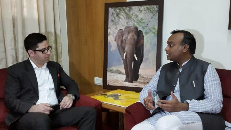 The Talk with Priyank Kharge IT, BT and Tourism Minister of Karnataka