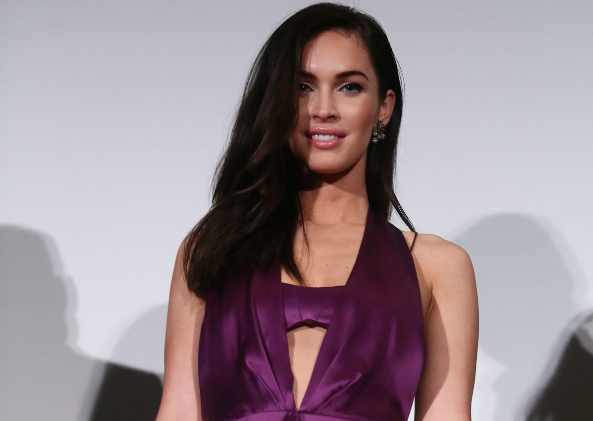 35bca6e2d Megan Fox breaks silence on being fired from Transformers   I thought I was  Joan of Arc