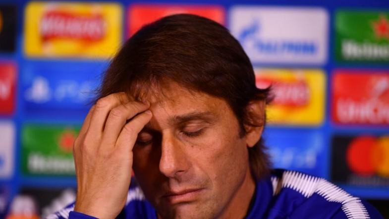 Antonio Conte calls b******t over Chelsea exit rumours
