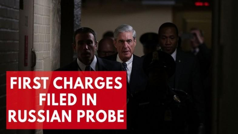 What to know about first charges filed in Mueller Russia investigation