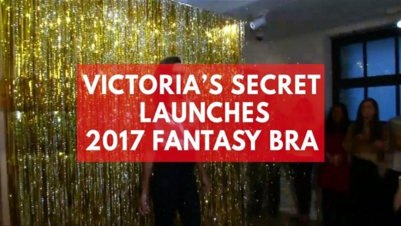 Victorias Secret launches 2017 Fantasy Bra