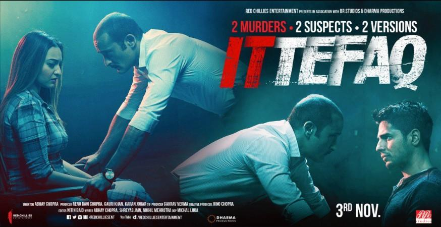 Ittefaq 2017 movie review: Bengaluru audience is all gaga over the ...