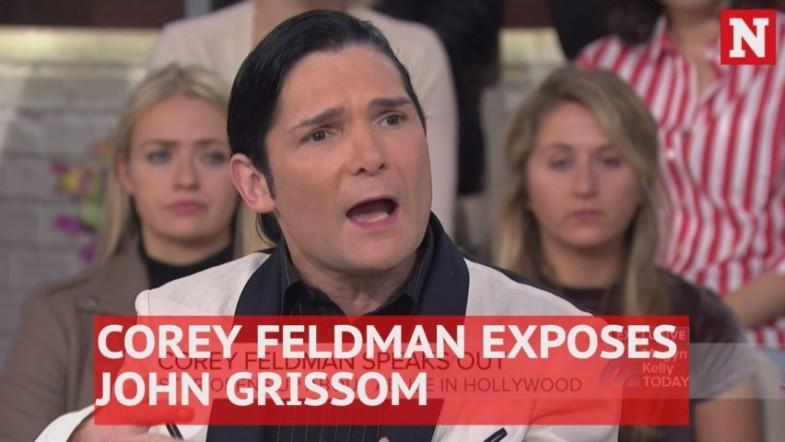 Corey Feldman exposes paedophiles in Hollywood, including John Grissom