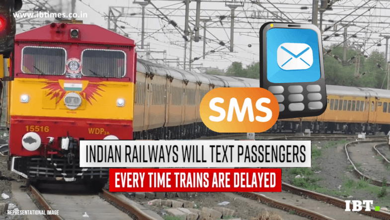 Now, Rajdhani and Shatabdi passengers to be alerted to delays
