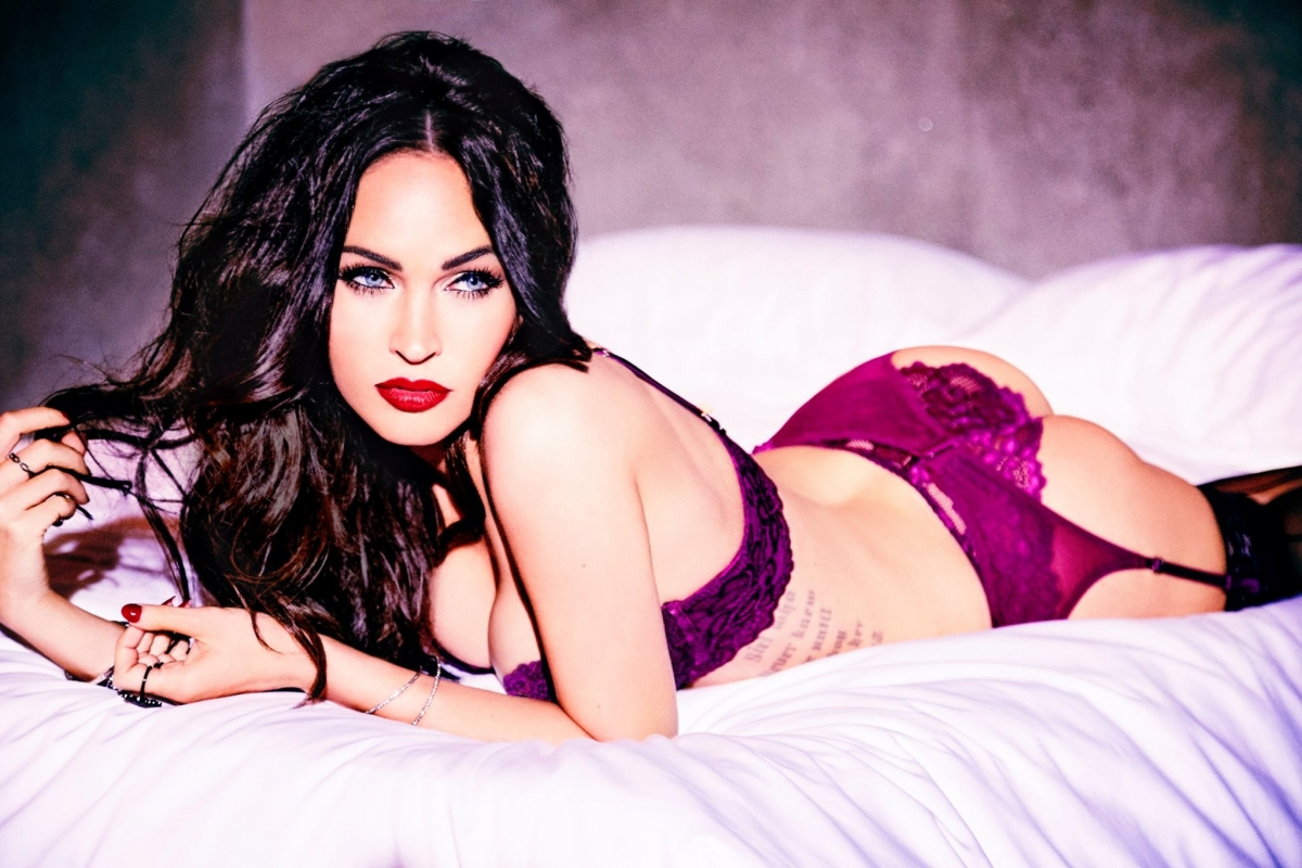 Fox sex video megan Megan Fox
