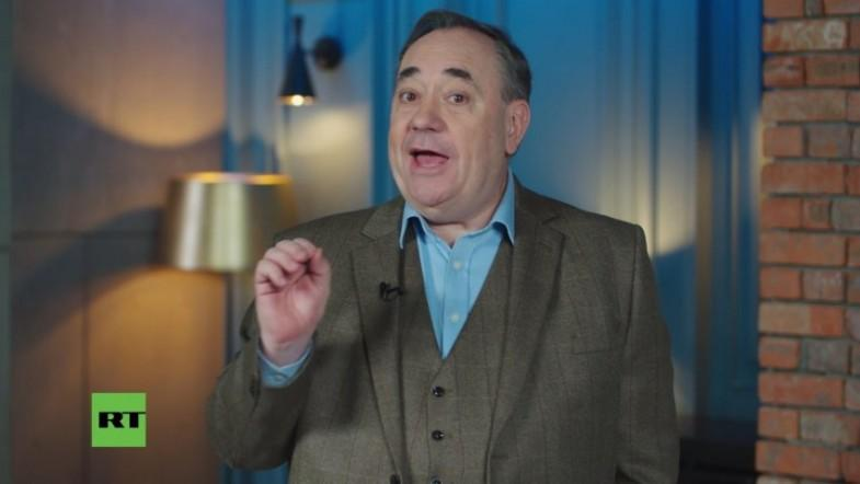 Former SNP leader Alex Salmond to host show on Russian propaganda channel