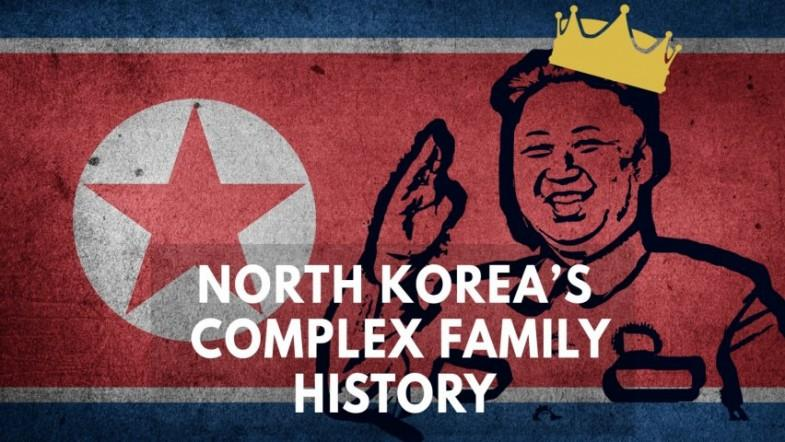 North Koreas complex family tree