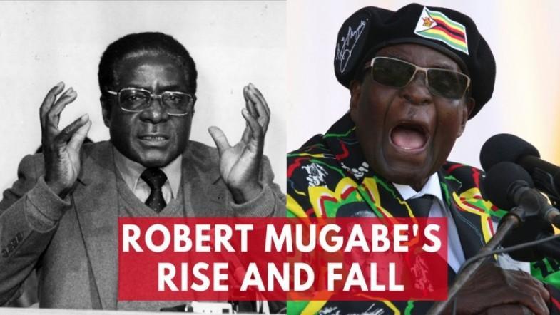 President Robert Mugabes rise and fall