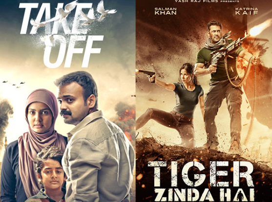 Tiger Zinda Hai 'Takes Off' From Malayalam Cinema? Twitter