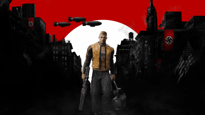 Wolfenstein 2: The New Colossus Launch Trailer