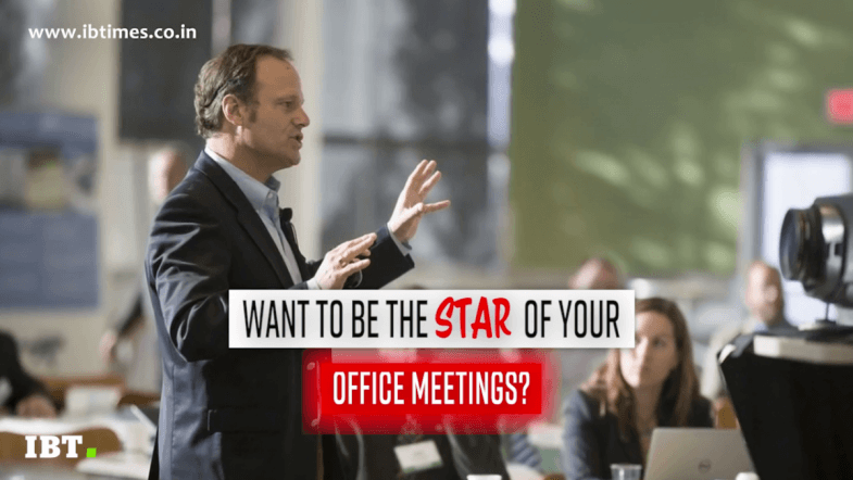 10 etiquette rules for proper office meetings