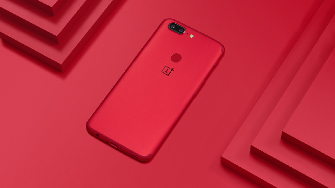 Oneplus 5t Lava Red India Price Launch Date
