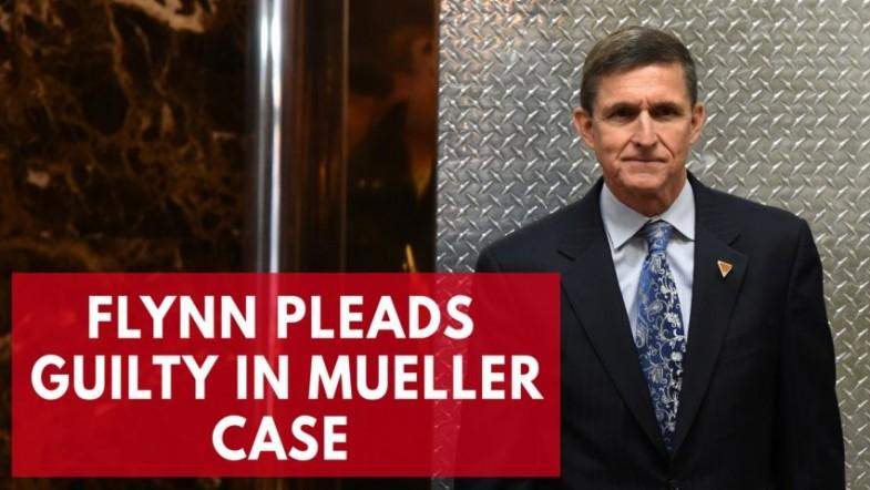 Trumps ex-adviser Michael Flynn pleads guilty to lying to FBI