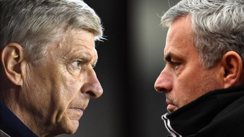 Mourinho v Wenger - The Premier Leagues longest running feud