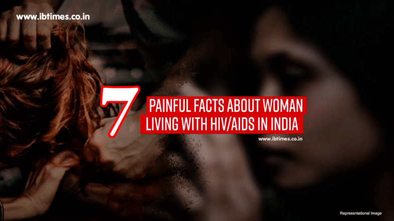 7 painful facts about women living with HIV/AIDS