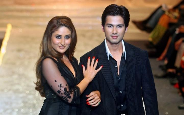 Shahid Kapoor, Kareena Kapoor