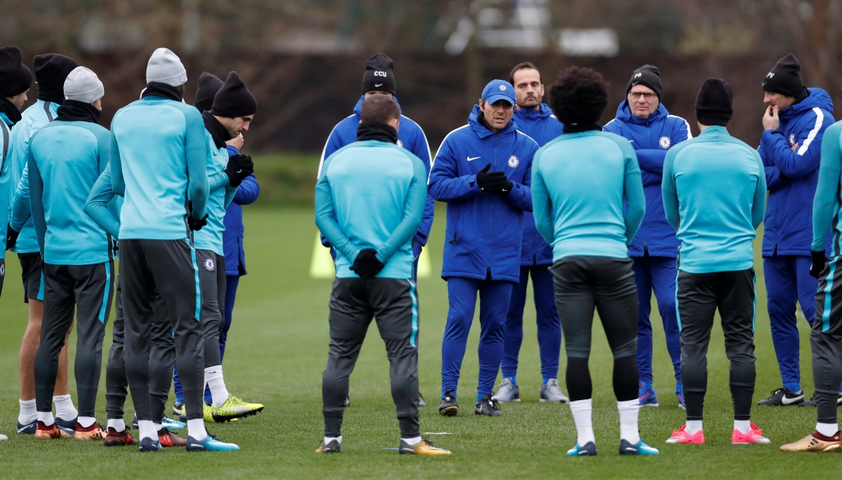Chelsea vs Atletico Madrid Champions League live streaming ...