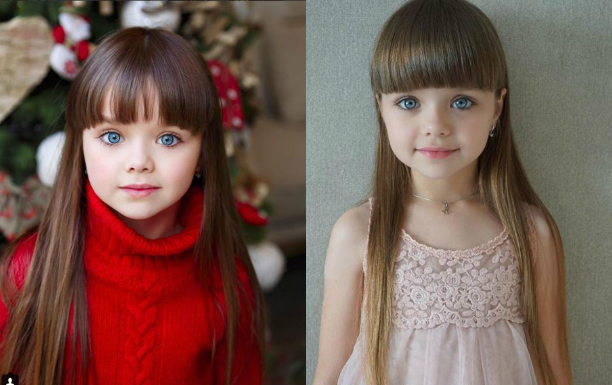 Is She The Worlds Most Beautiful 6-Year-Old Russian Girl -1496