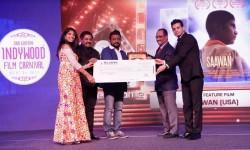 Saawan bags ALIIFF Golden Frame Awards