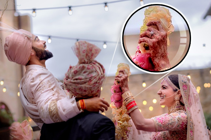 Anushka Sharma Marriage With Virat Kohli