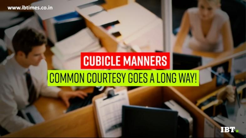 10 cubicle etiquette tips for modern offices