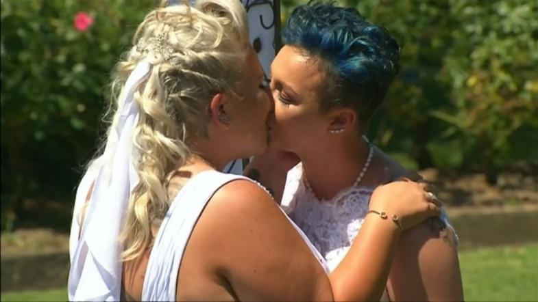 Meet Australias first lesbian brides