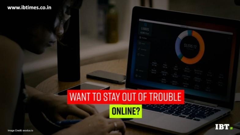 Top 10 effective tips to stay safe online