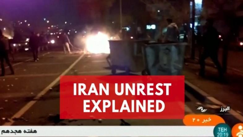 Iran protests explained: Death toll mounts as anti-government rallies reach day 6