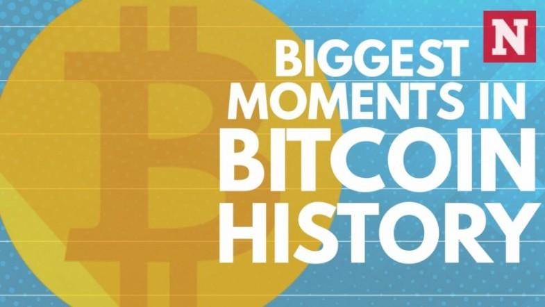 Bitcoins turbulent history