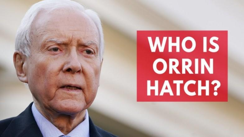 Who is Orrin Hatch?
