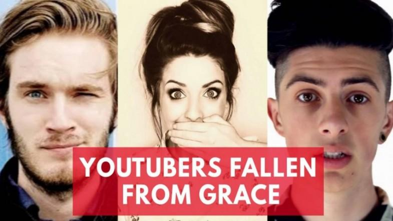 The most disgraced YouTube stars