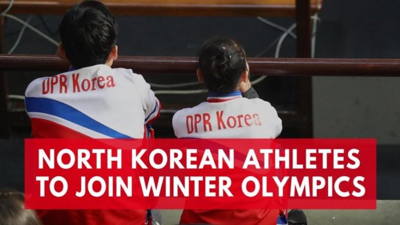 North Korea to compete in 2018 Winter Olympics