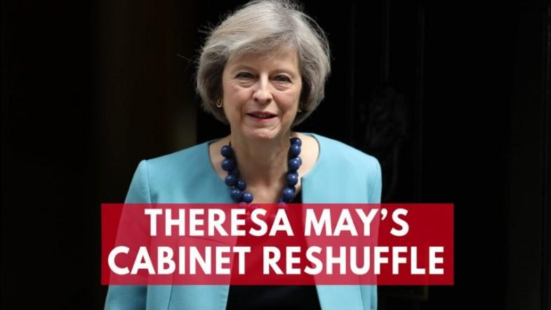 Theresa Mays Cabinet Reshuffle: Whos in, Whos Out