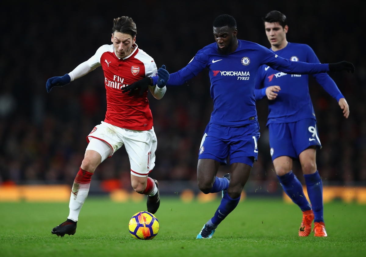 Carabao (League) Cup 2018 live: How to follow Chelsea vs Arsenal in ...