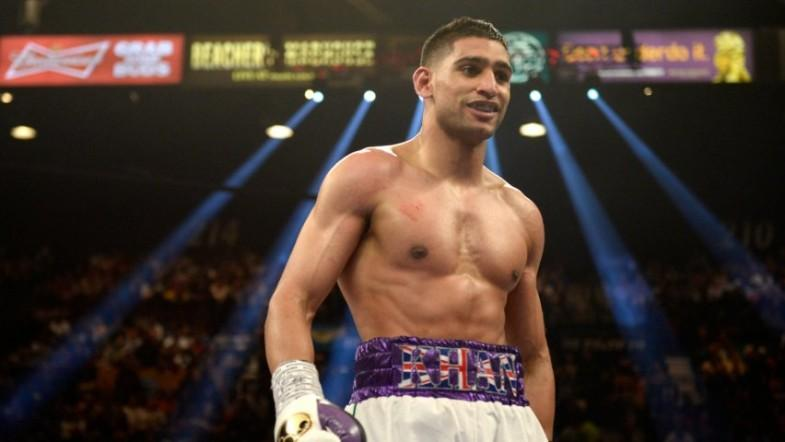 Amir Khan says he wants to be world champion again after conquering Im A Celebrity