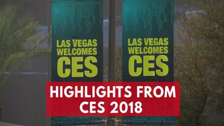 CES 2018 at a glance