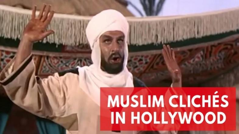 Lazy movie clichés about Muslims