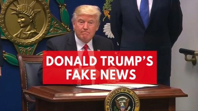 Donald Trumps fake news: Five of Trumps biggest lies