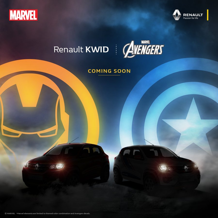 Renault Kwid Superhero Edition To Be Launched Soon: How