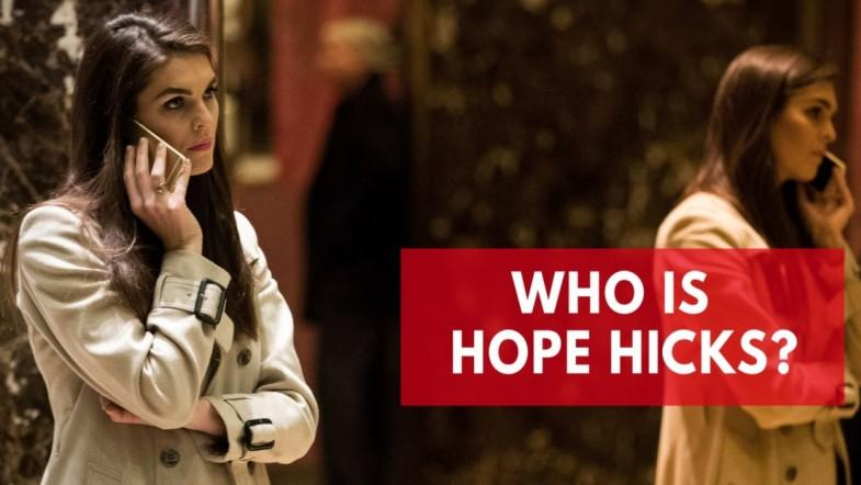 Who is Hope Hicks, Trumps aide who allegedly pledged Trump Jr Russia emails would never get out