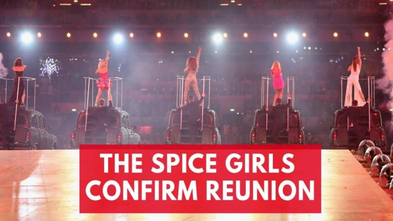 The Spice Girls are reuniting to work on new ppportunities together