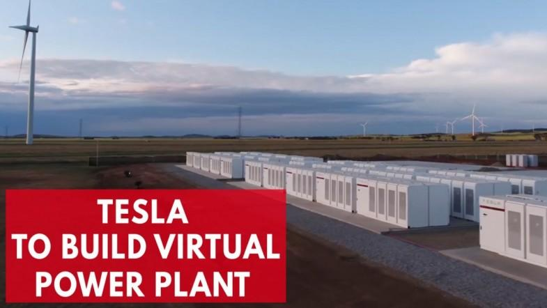 Tesla unveils plan to connect 50,000 homes to create worlds biggest virtual power plant