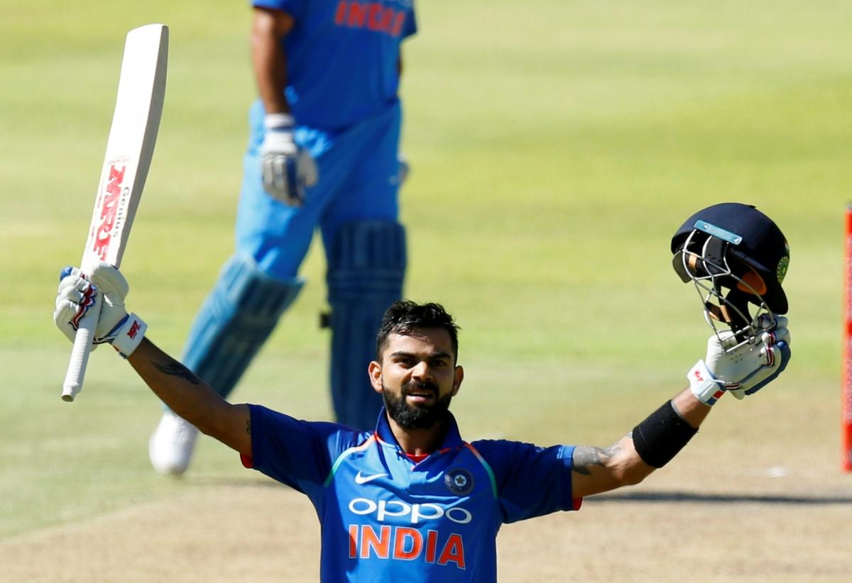 3rd ODI: Captain Virat Kohli Breaks Sourav Ganguly's