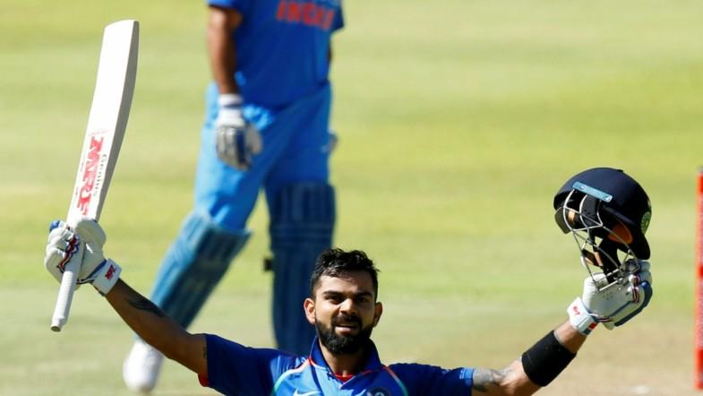 Virat Kohli breaks records in South Africa-India 3rd ODI (Cape Town) on February 7, 2018