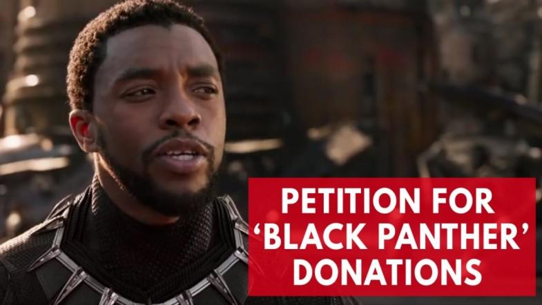 Black Panther petition calls on Disney to donate 25% of profits to Black communities