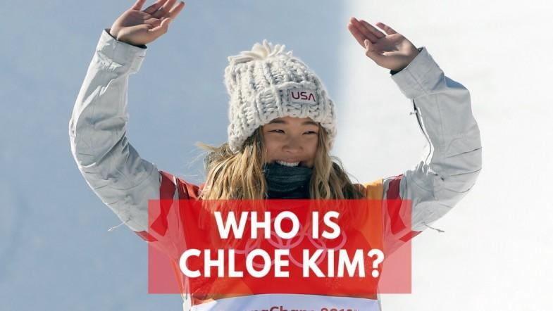 American snowboard sensation Chloe Kim wins gold in womens halfpipe at debut Olympics