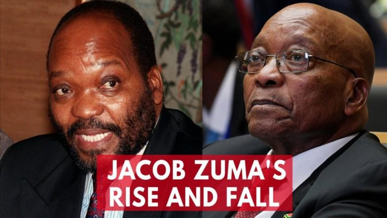 The rise and fall of South Africas Jacob Zuma