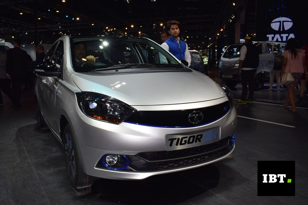I Car Certification >> Tata Tigor electric vehicle details leaked: Variants, features and more - IBTimes India